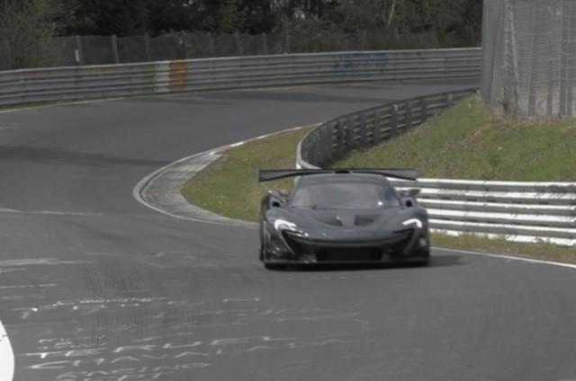 McLaren P1 LM-Nurburgring-2