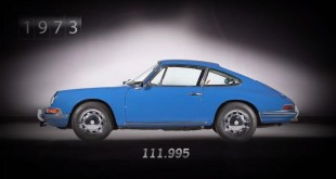 VIDEO: Porsche od 1963. stigao do milion 911-ica