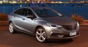 Najnoviji Holden Astra sedan stiže 1. Jula