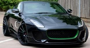 Lister Jaguar F-Type SVR