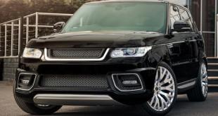 Kahn Range Rover Sport 3.0 SDV6 HSE Huntsman Edition