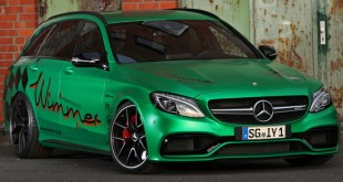 Wimmer Mercedes-AMG C63 S Estate sa 801KS