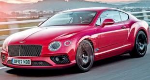 Novi Bentley Continental GT za 2018. godinu