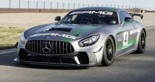 Novi Mercedes-AMG GT4
