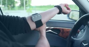 Narukvica Steer koja vozaču ne dozvoljava da zaspi