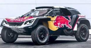 Peugeot 3008 DKR Maxi za Dakar 2018