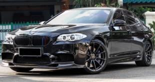 Vorsteiner BMW M5 F 10