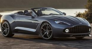 Aston Martin proširio Vanquish Zagato porodicu