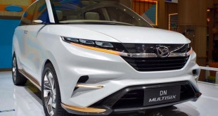 VIDEO: Daihatsu DN Multisix concept