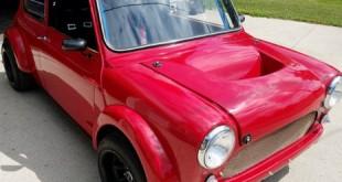 Mini sa motorom Honde Type-R