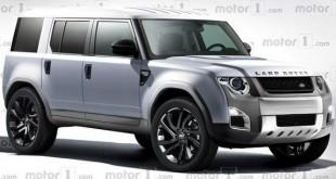 Novi Land Rover Defender stiže sledeće godine
