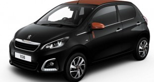 Peugeot 108 Collection i 108 TOP! Roland Garros