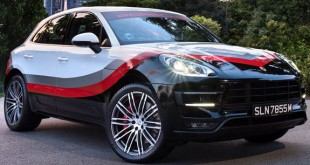Porsche Macan Turbo Special Edition