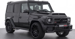 "VIDEO: Brabus 900 Mercedes G65 ""One of Ten"""