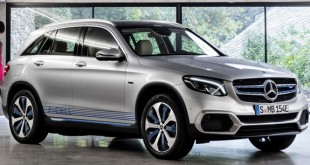 VIDEO: Mercedes GLC F-Cell