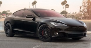 VIDEO: T Sportline Project TS8 (Tesla Model S)