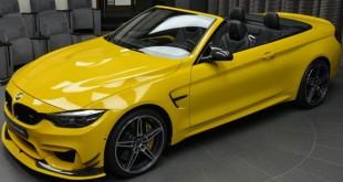 BMW M4 Cabrio by BMW Abu Dhabi