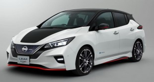 Nissan Leaf Nismo Concept pre Sajma u Tokiju