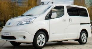 Nissan e-NV200 sa dužom autonomijom
