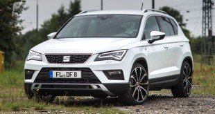 DF Automotive Seat Ateca