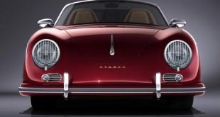Stärke Porsche Speedster na bazi Boxstera