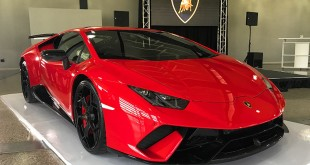 VIDEO: Test Lamborghini Huracan Performante 2018