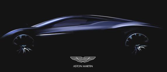 Teaser:AstonMartinDesignPrototype