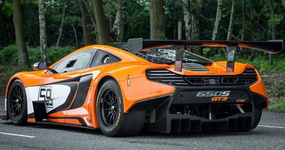 McLarenSGT