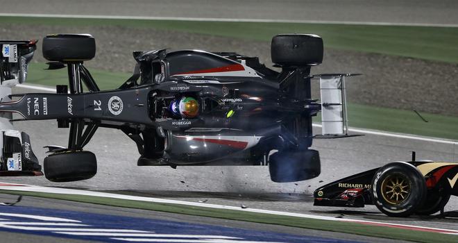 Hamilton prvi i u Bahreinu