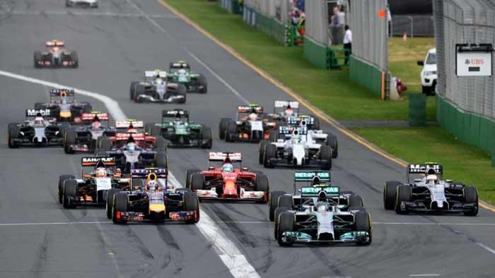 Nico Rosberg prvi u Australiji