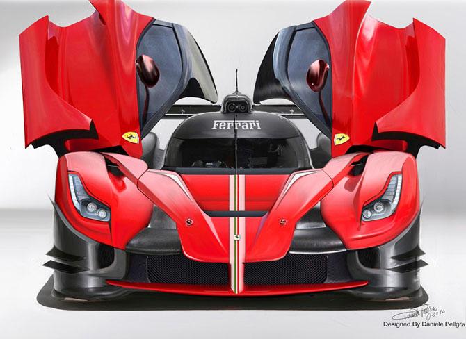 Da li se priprema Ferrari za povratak u Le Mans!?