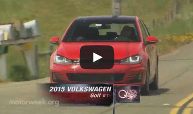 Test:VolkswagenGolfGTI