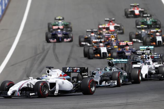 Na Red Bull ringu pobednik Mercedes Nika Rosberga