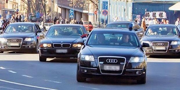 Zloupotreba službenih automobila otkrivena