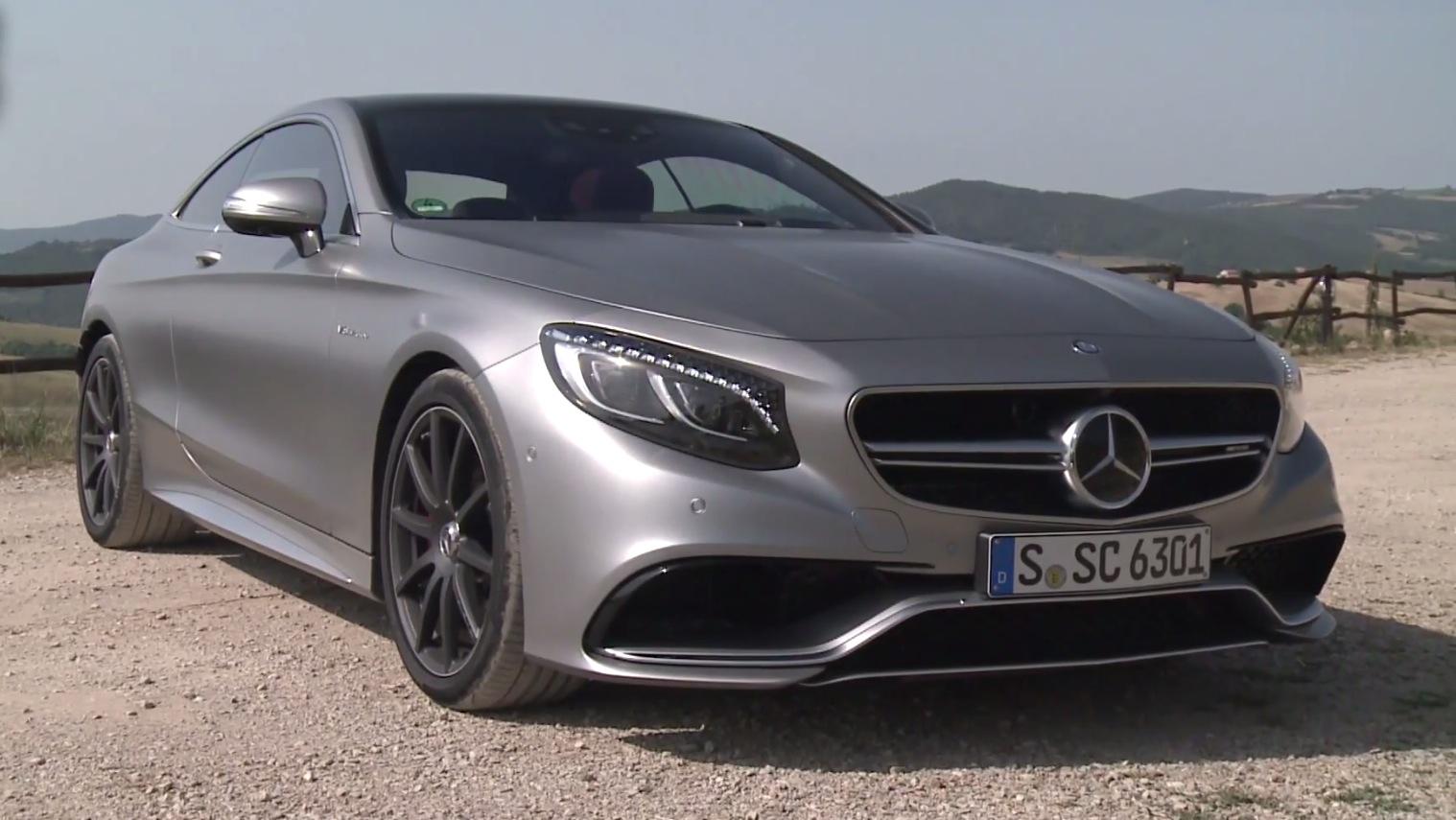 Test: Mercedes S klase kupe