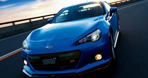 Ipak će biti Subaru BRZ modela