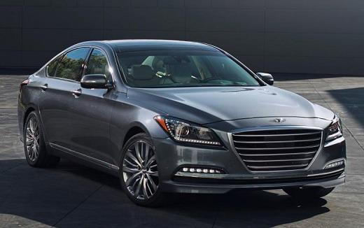 Hyundai Genesis je osmislio rešenje za policijske kamere i radare