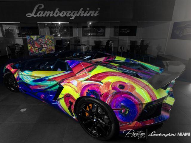 LamborghiniAventadorRoadsterdizajniranodstraneDuaiv a