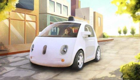 Automobili bez vozača u Britaniji od sledeće godine?