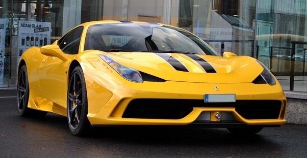 Test:FerrariSpeciale