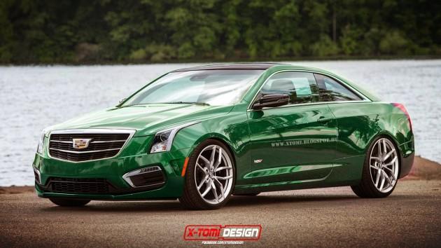 Cadillac ATS-V Coupe2