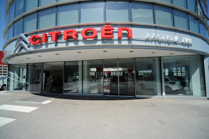 Citroen se vraća u Srbiju