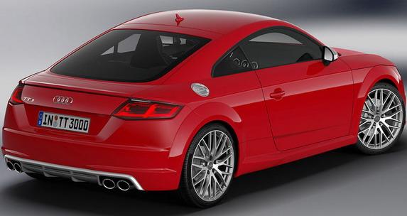 Cene za novi Audi TT u Nemačkoj