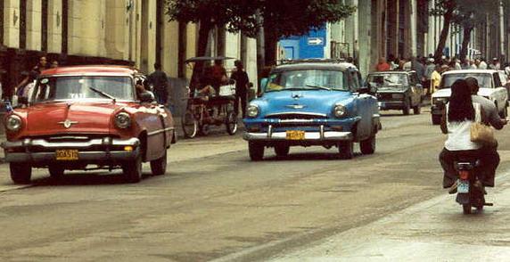 Katastrofalna prodaja automobila na Kubi