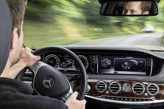 MercedesSklasakojatroši,l/km