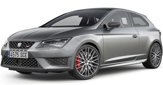 U ponudi Seat Leon Cupra Black Line, White Line i Performance Pack