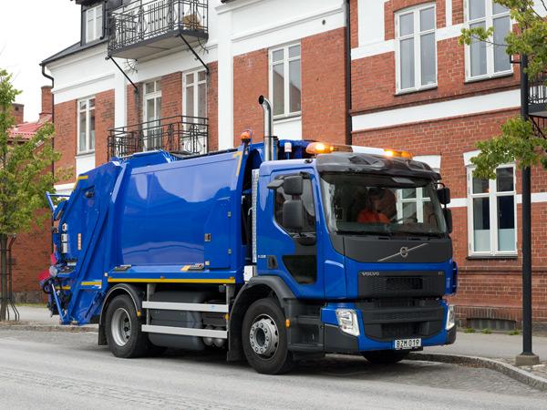Volvo uskoro izbacuje prvi kamion na gas