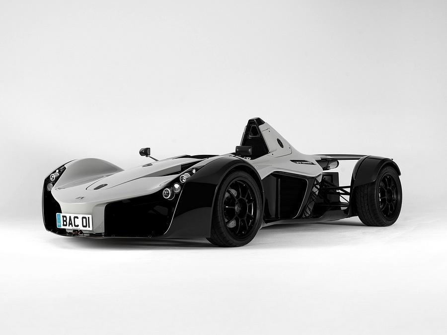 McLarenPpopio&#;batine&#;odBACManotrkačkogautomobila