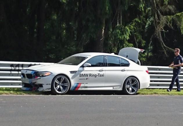 BMW-M5-nesreća-ring
