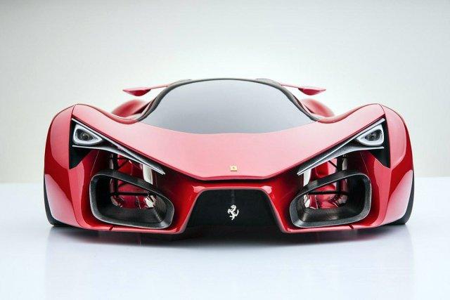 FerrariF&#;supersportskiautomobilbudućnosti